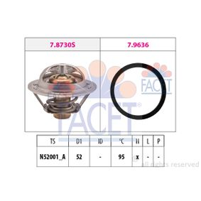 GATES COOLANT THERMOSTAT OE QUALITY REPLACE TH39995G1