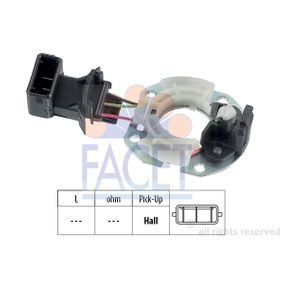 KW406223 FACET Made in Italy - OE Equivalent Sensor, Zündimpuls 8.2723 günstig kaufen