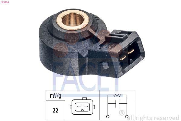 KW457234 FACET Made in Italy - OE Equivalent Klopfsensor 9.3234 günstig kaufen