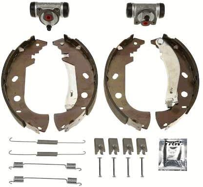Original FIAT Bremsbacken für Trommelbremse BK1742