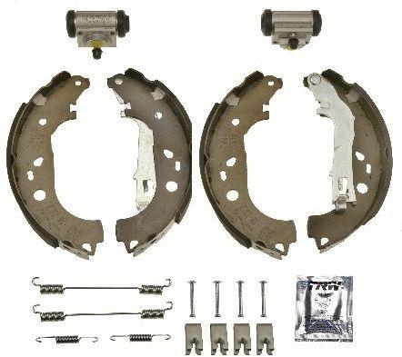 Original FIAT Bremsbackensatz BK1779