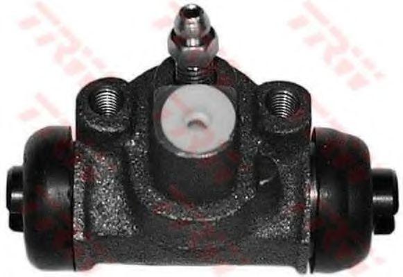TRW: Original Bremszylinder Hinten BWB147 (Ø: 15,9mm)
