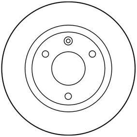 DF1120 Bremsscheiben TRW DF1120 - Große Auswahl - stark reduziert