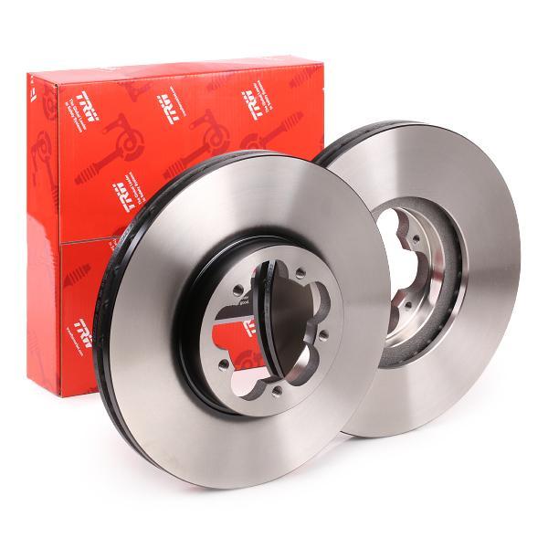 Bremsscheibe TRW DF2390S Bewertungen