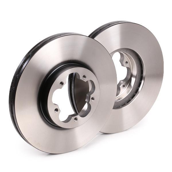 DF2390S Спирачен диск TRW DF2390S - Голям избор — голямо намалание
