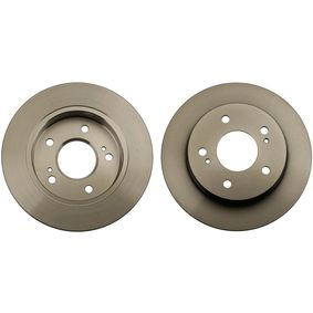 Brake Disc DF4001 for NISSAN SILVIA at a discount — buy now!