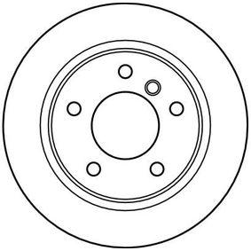 DF4188 Bremsscheiben TRW DF4188 - Große Auswahl - stark reduziert