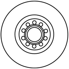 DF4262S Bremsscheiben TRW DF4262S - Große Auswahl - stark reduziert