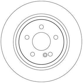 DF4263 Bremsscheiben TRW in Original Qualität