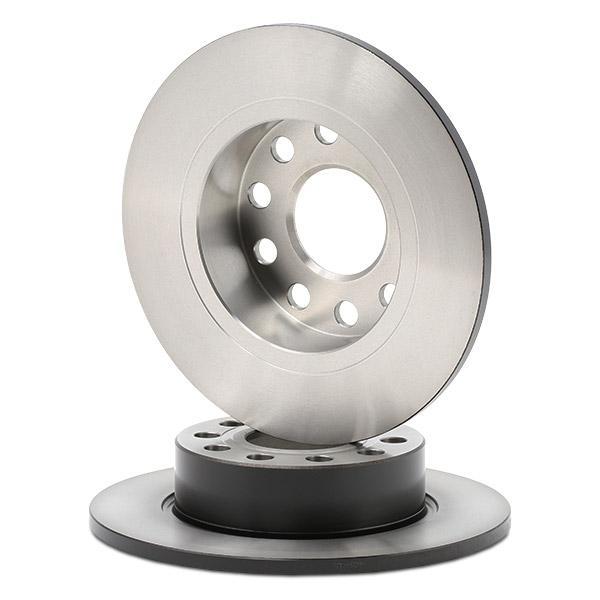 DF4276 Disque de frein TRW - L'expérience aux meilleurs prix