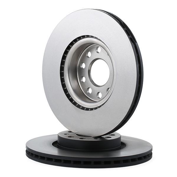 DF4464S Stabdžių diskas TRW - Pigus kokybiški produktai