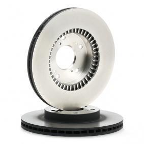 DF4486 Brake Disc TRW - Cheap brand products