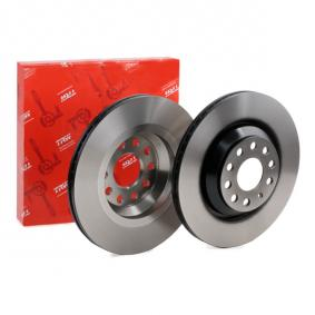 DF4754 TRW Vented, Painted, High-carbon Ø: 310mm, Num. of holes: 9, Brake Disc Thickness: 22mm Brake Disc DF4754 cheap