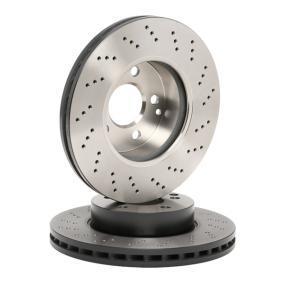DF4813S Disco de travão TRW - Produtos de marca baratos