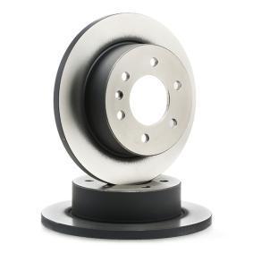 DF4823SDisque de frein TRW DF4823S - Enorme sélection — fortement réduit