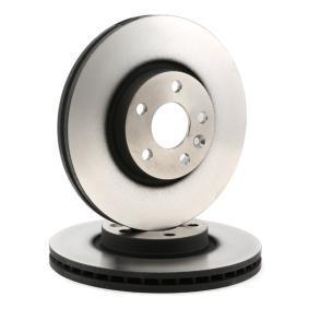 DF4850S Discos de Travão TRW DF4850S Enorme selecção - fortemente reduzidos
