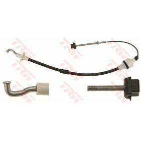 Comprar y reemplazar Cable de accionamiento, accionamiento del embrague TRW GCC1369
