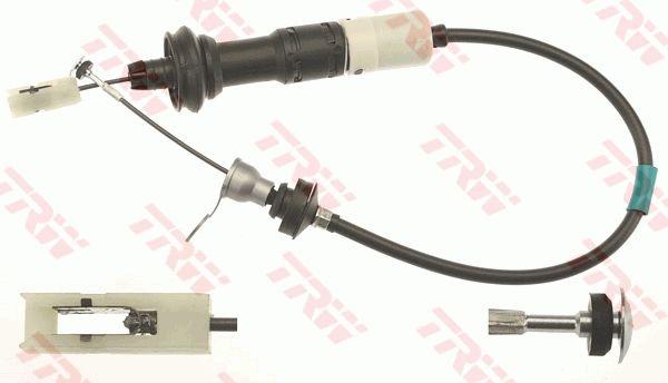 GCC1742 TRW Länge: 934mm, Nachstellung: mit automatischer Nachstellung Seilzug, Kupplungsbetätigung GCC1742 günstig kaufen