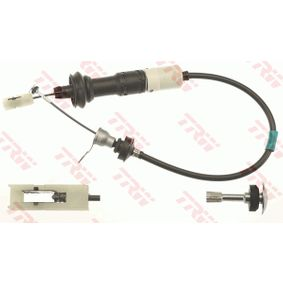 GCC1742 TRW Nachstellung: mit automatischer Nachstellung Seilzug, Kupplungsbetätigung GCC1742 günstig kaufen