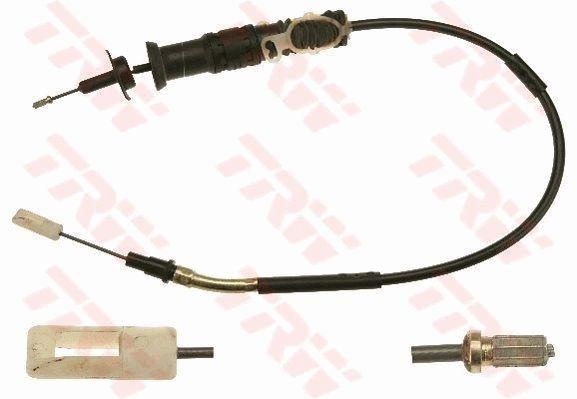 GCC1796 TRW Länge: 1065mm, Nachstellung: mit automatischer Nachstellung Seilzug, Kupplungsbetätigung GCC1796 günstig kaufen