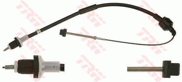 GCC1814 TRW Länge: 794mm Seilzug, Kupplungsbetätigung GCC1814 günstig kaufen