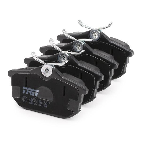 GDB1314 Bremsbeläge TRW 21860 - Große Auswahl - stark reduziert