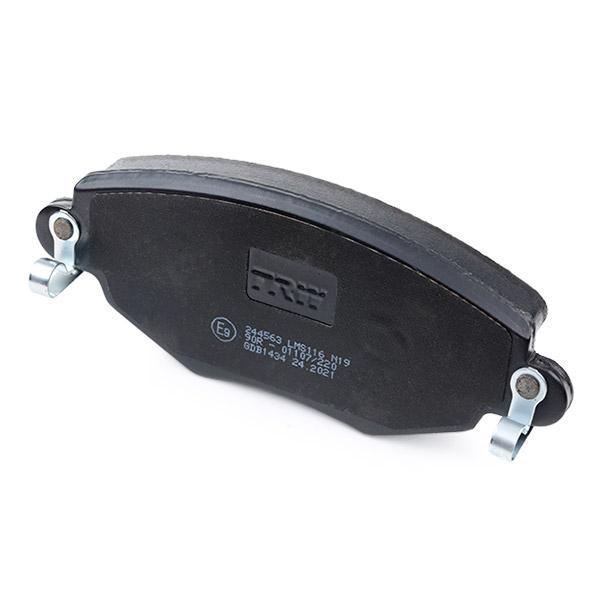 GDB1434 Bremsbelagsatz TRW - Markenprodukte billig