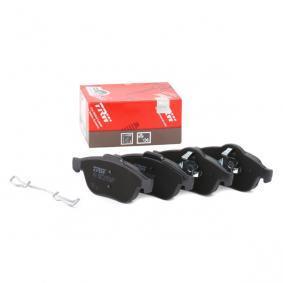 23248 TRW COTEC nicht für Verschleißwarnanzeiger vorbereitet, mit Zubehör Höhe 1: 71mm, Höhe 2: 68,5mm, Dicke/Stärke: 18,0mm Bremsbelagsatz, Scheibenbremse GDB1468 günstig kaufen