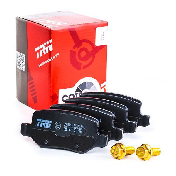 GDB1481 Bremsbelagsatz TRW - Markenprodukte billig