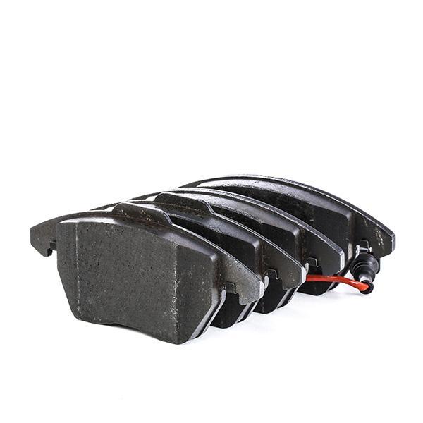 Scheibenbremse TRW GDB1550 COTEC für AUDI SEAT SKODA VW 4 Bremsbelagsatz