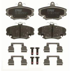 GDB1634 Bremsbeläge TRW 21404 - Große Auswahl - stark reduziert