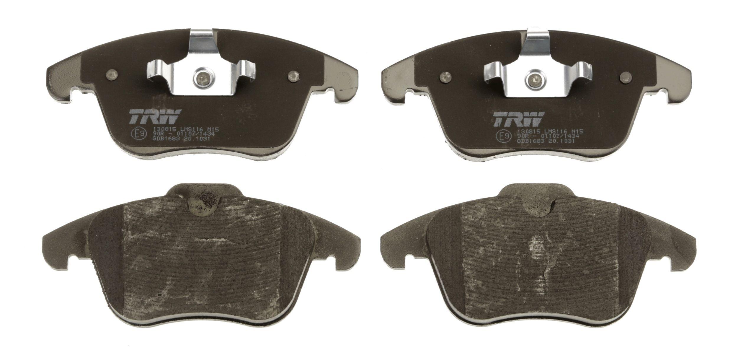GDB1683 Bremssteine TRW in Original Qualität