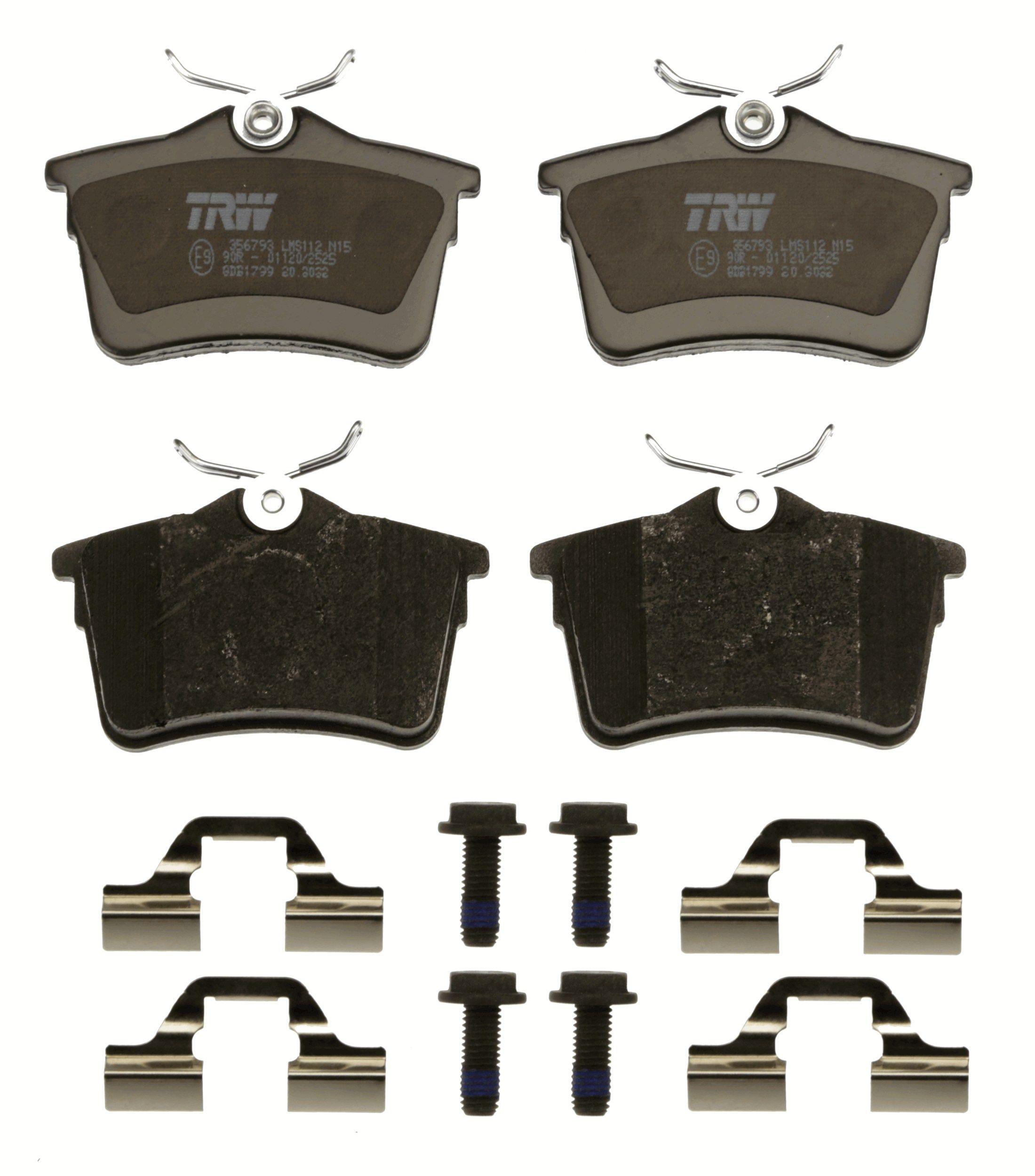 GDB1799 Bremssteine TRW in Original Qualität