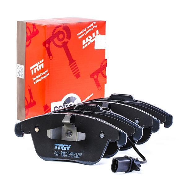 GDB1814 Bremsbelagsatz TRW - Markenprodukte billig