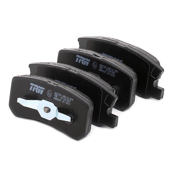 GDB3247 Bremsbelagsatz TRW - Markenprodukte billig