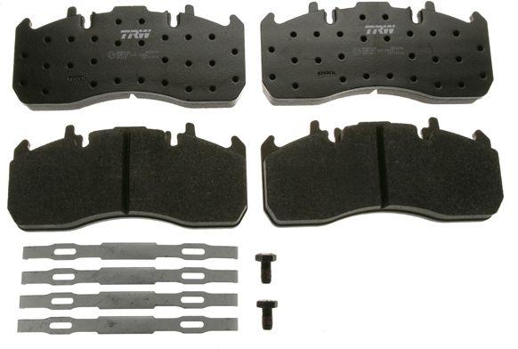 TRW Brake Pad Set, disc brake GDB5102: buy online