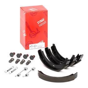 GS8208 TRW Ø: 164mm, Ancho: 20mm Juego de zapatas de frenos, freno de estacionamiento GS8208 a buen precio