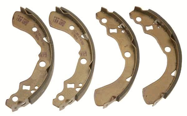 GS8490 TRW Ø: 180mm Breite: 31mm Bremsbackensatz GS8490 günstig kaufen