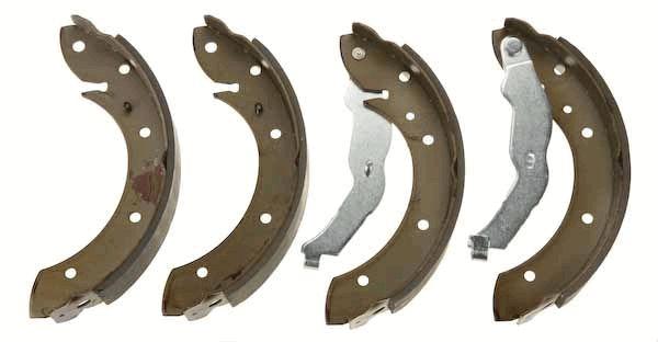 GS8528 TRW Ø: 228mm Breite: 40mm Bremsbackensatz GS8528 günstig kaufen