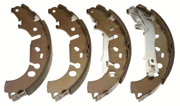 OE Original Bremsbacken für Trommelbremse GS8719 TRW