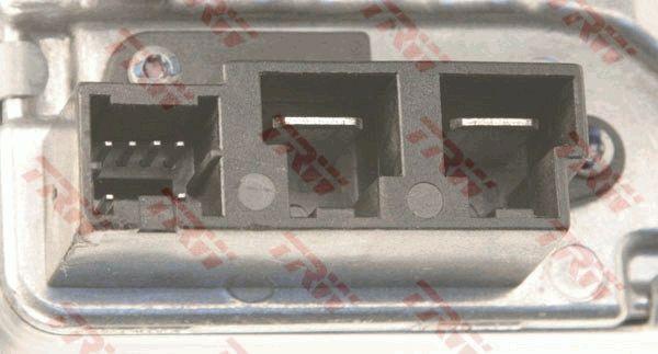 JCR169 Lenksäule TRW Test