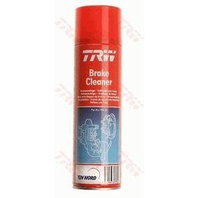 Купете PFC105 TRW съдържание: 500милилитър кутия спрей, не съдържа хлорофлуоркарбони CFC (FCKW-Fluorchlorkohlenwass) Препарат за почистване на спирачки / съединител PFC105 евтино
