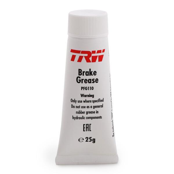 TRW Mazací tuk Tuba, váha: 25g PFG110 - pořiďte si levně