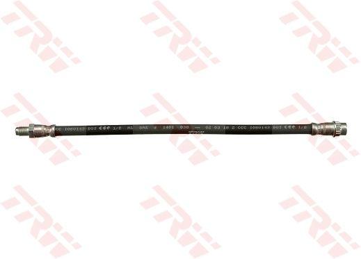 TRW: Original Bremsschläuche PHA243 (Länge: 329mm, Gewindemaß 1: M10x1, Gewindemaß 2: M10x1)