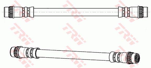 PHA429 Bremsschlauch TRW - Markenprodukte billig