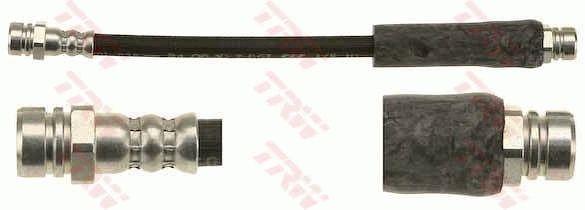 PHA486 Bremsschlauch TRW Test