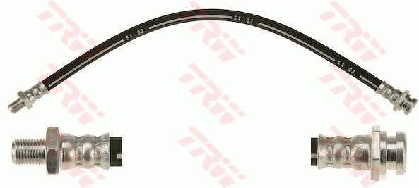 PHB473 TRW Länge: 395mm, Gewindemaß 1: M10x1 Bremsschlauch PHB473 günstig kaufen