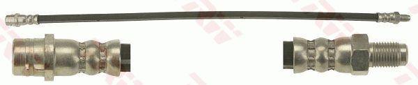 MERCEDES-BENZ A-Klasse 2016 Bremsschläuche - Original TRW PHB572 Länge: 500mm, Gewindemaß 1: M10x1, Gewindemaß 2: M10x1