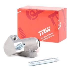 Nehmerzylinder, Kupplung PJD223 mit vorteilhaften TRW Preis-Leistungs-Verhältnis