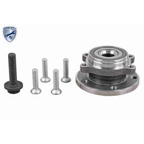 V10-0497 VAICO Vorderachse, EXPERT KITS +, mit integriertem magnetischen Sensorring Ø: 136,5mm, Innendurchmesser: 29mm Radlagersatz V10-0497 günstig kaufen